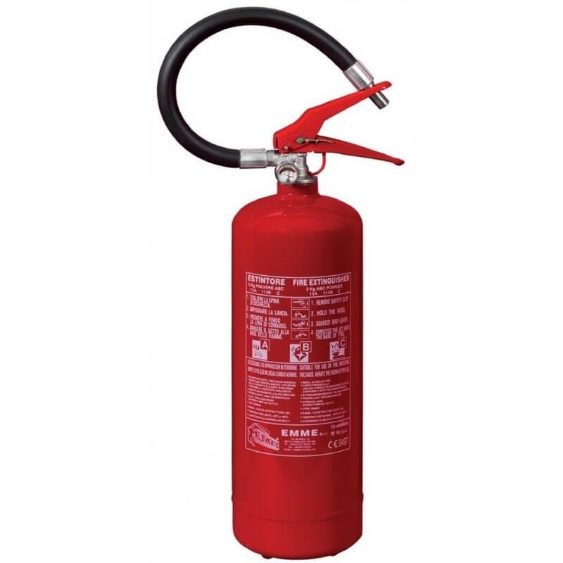 PRESIDI ANTINCENDIO IN AZIENDA – Gli elementi fondamentali per garantire la sicurezza antincendio