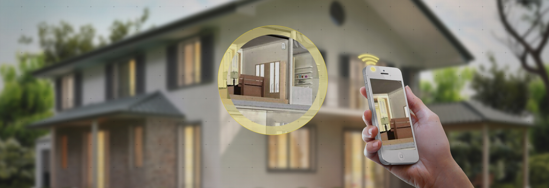 Allarme wifi sistemi di allarme senza fili sistemi di - Allarmi casa senza fili ...