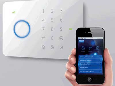 Impianti allarme wireless installare il migliore allarme - Antifurti casa senza fili ...