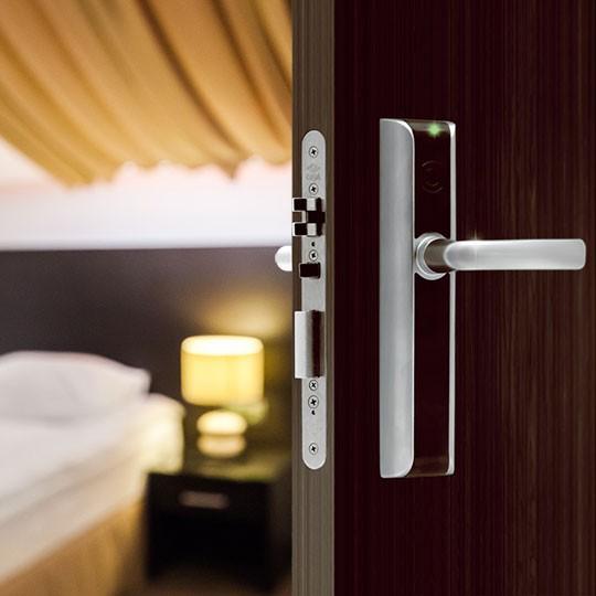 Serrature elettroniche hotel e antifurto