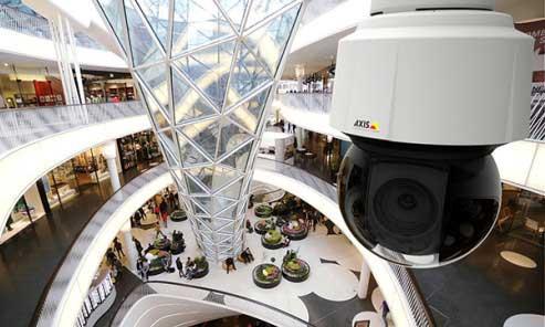 VIDEOSORVEGLIANZA AXIS: Telecamere per la videosorveglianza di ambienti esterni