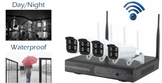 Videosorveglianza wireless: vantaggi e novità